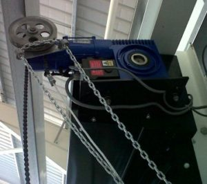 Direct Drive Three Phase Roller Shutter Motor