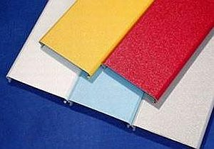 Roller Shutters Plastisol Colours