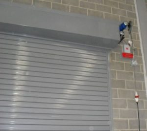 Twin Skin Insulated Fire Shutters- Brough