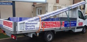Westwood Security Roller Shutters