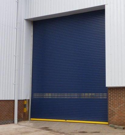 Industrial Doors Derby