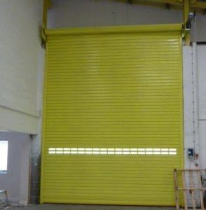 Insulated Roller Shutters