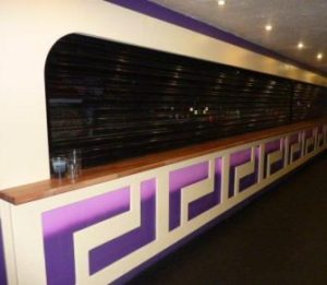 Bar Roller Shutters - Westwood Security