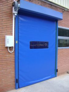 High Speed Roller Shutter Doors Manchester