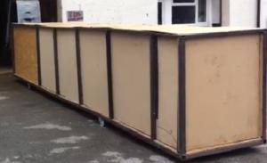 roller shutter doors export