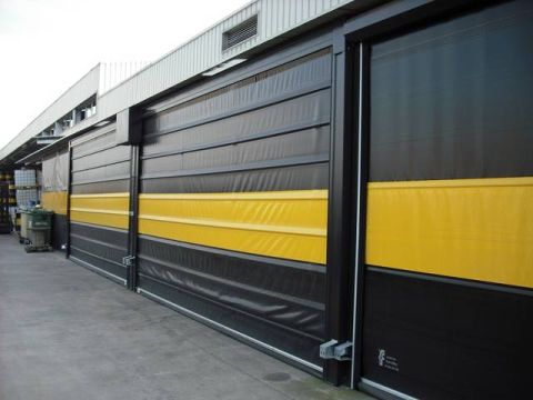 High Speed Stacking Doors Kendal