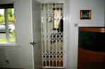 Domestic Internal Retractable Gates