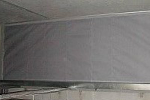 Fire And Smoke Curtains Uk Westwood Security Shutters Ltd