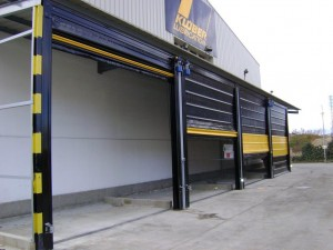 External High Speed Door Birmingham