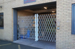 Warehouse Retractable Gate