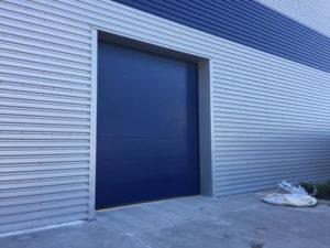 Sectional-Door, Westwood Security
