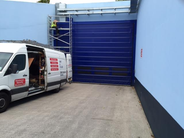 Roller Shutter Repairs by Westwood Security Shutters