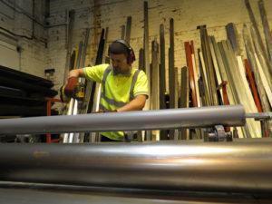 Dean, Roller Shutter Fabricator, Westwood Security Shutters Ltd
