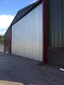 Roller Shutter Security in Cumbria and the Lake District