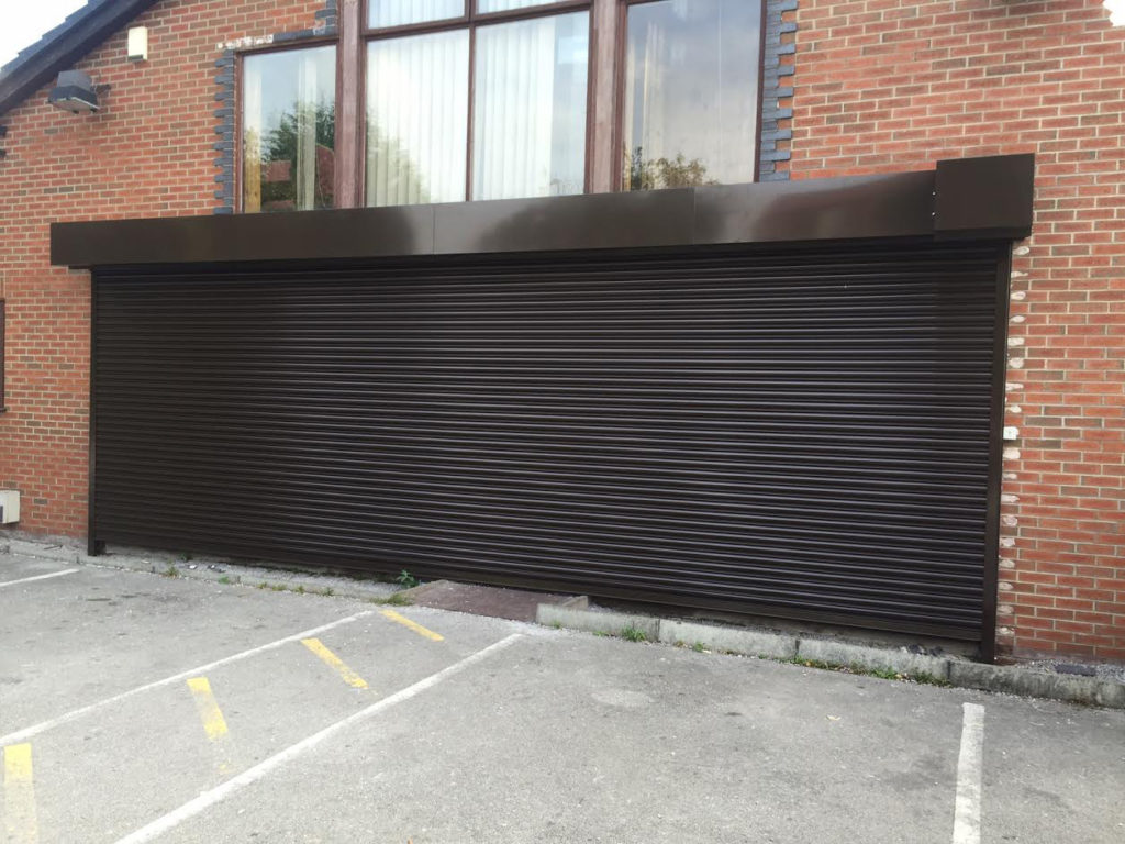Manchester-Chorlton-Church-Roller-Shutters-