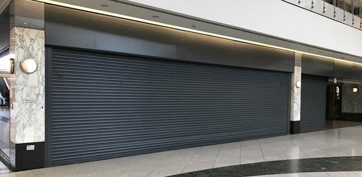 Shopping Centre Shop Roller Shutter