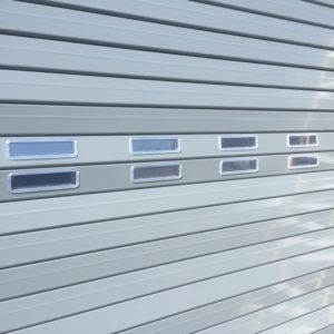 Sectional Doors-close-up-westwood-security-shutters-ltd