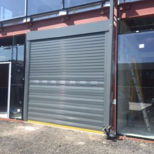 Sectional Doors-Westwood-Security-Shutters-Ltd