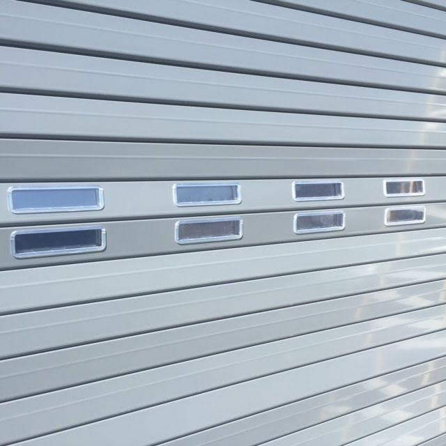 Twin Skin Insultaed Rollershutters