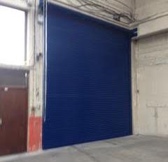 Swindon Industrial Unit Roller Shutters