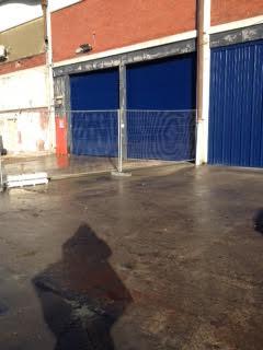 Westwood Security Shutters, Swindon Roller Shutter 2