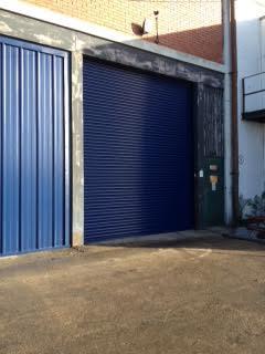 Westwood Security Shutters, Swindon Roller Shutter 4