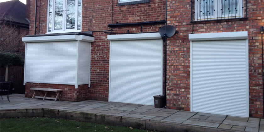 Domestic Insulated Doors