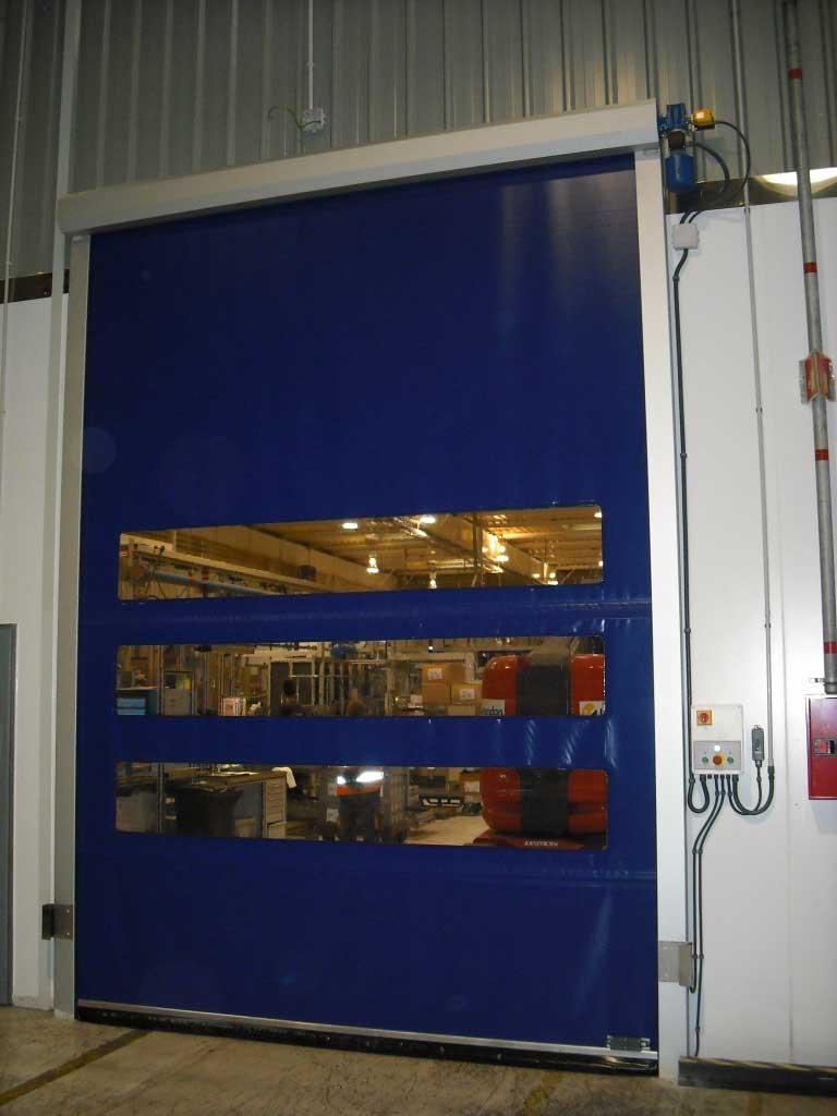 High Speed Rolling doors