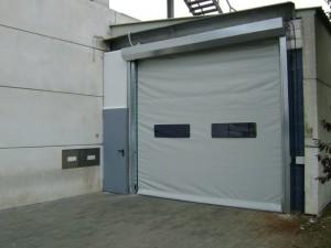 High Speed Self Repairing Doors