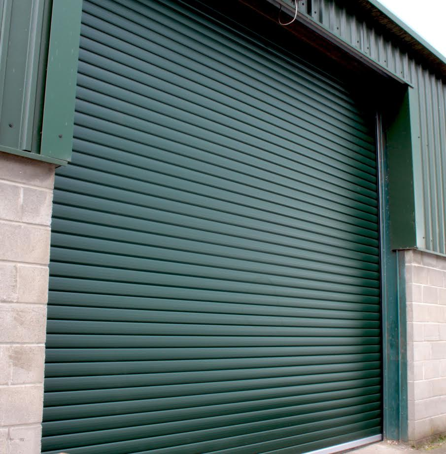 Insulated Roller Shutter Door- Westwood Security Shutters Ltd.-Islington