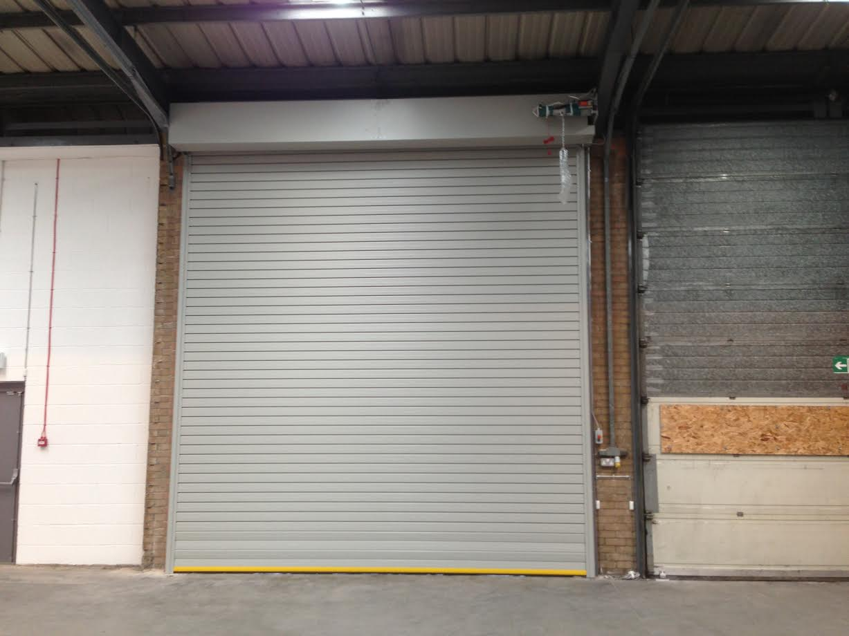 Warehouse Insulated Doors