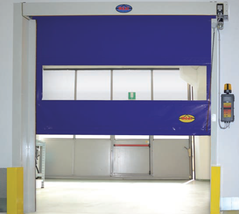 High Speed Doors- Westwood Security Shutters Ltd.