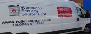 Westwood Security Van