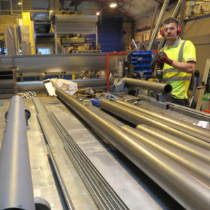 Westwood Security Shutters Fabricator