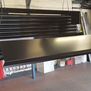 Powder Coating Black 1400 px