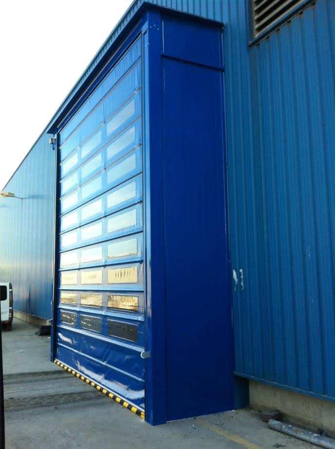 High Speed Door- Westwood Security Shutters Ltd.