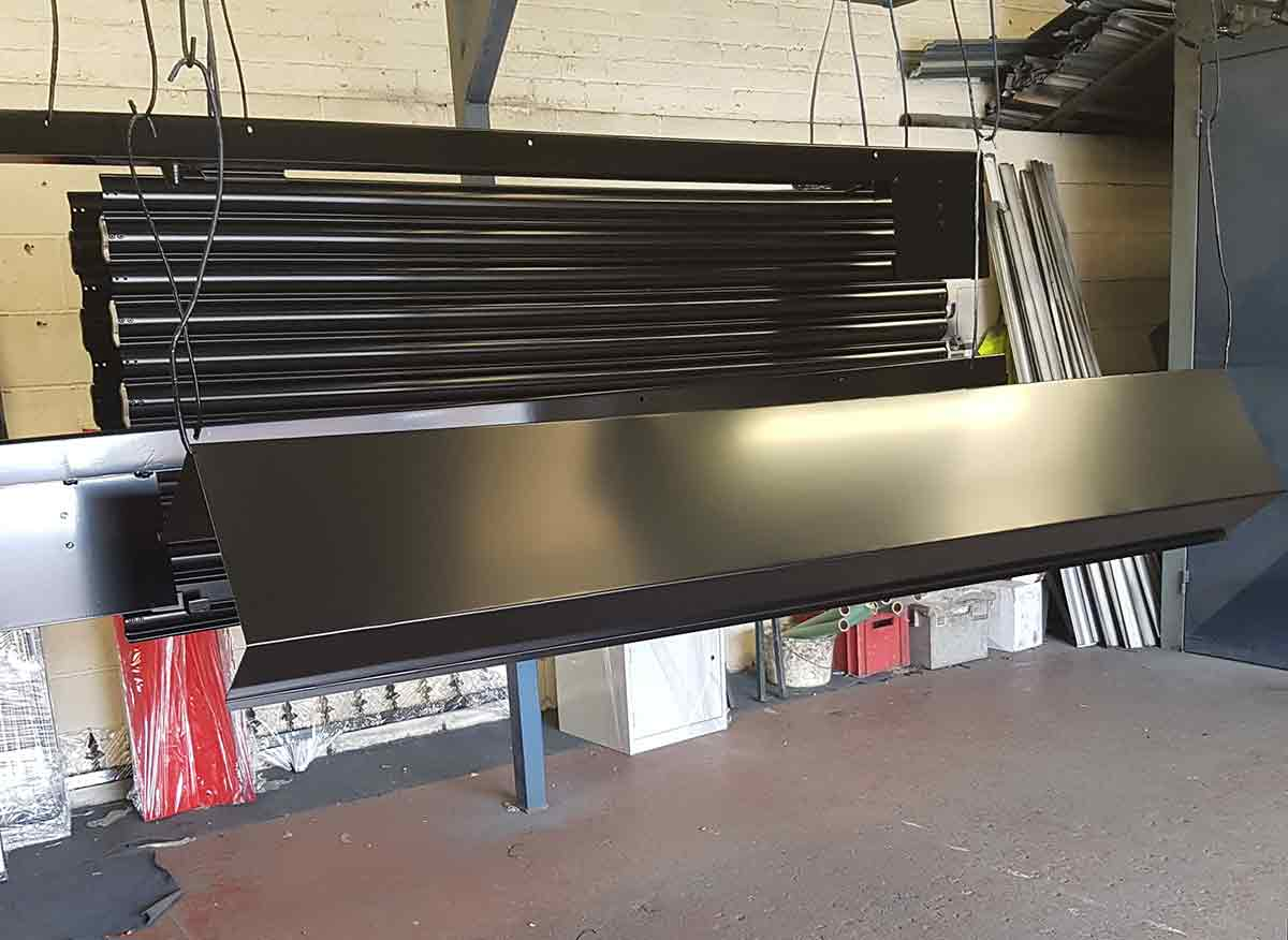 Powder Coating (Black)