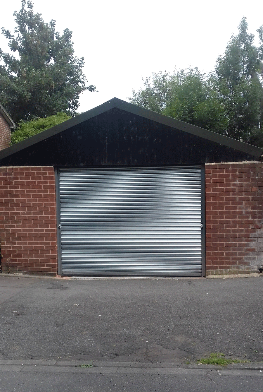 Steel Garage Roller Shutter London- Westwood Security Shutters