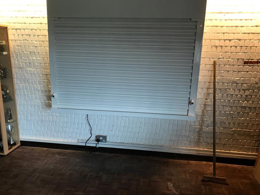TV Cabinet Roller Shutter, New Malden, South West London