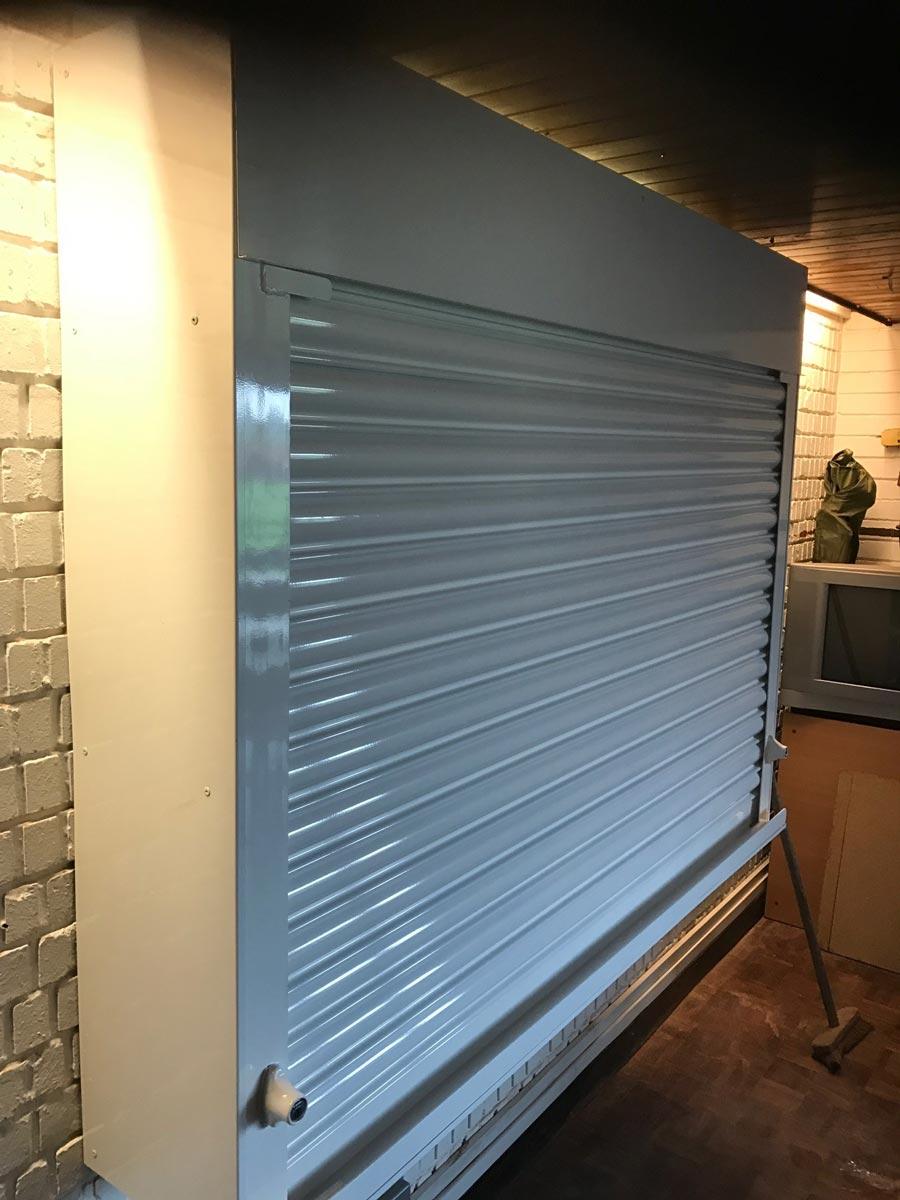 TV Cabinet Roller Shutter, Durham