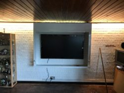 TV Cabinet Roller Shutters