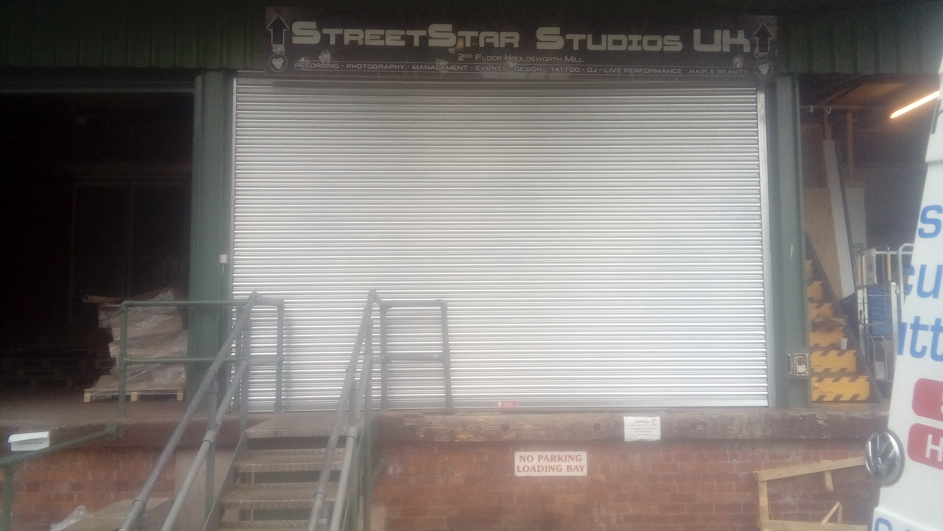 Roller Shutter-Reddish, Stockport