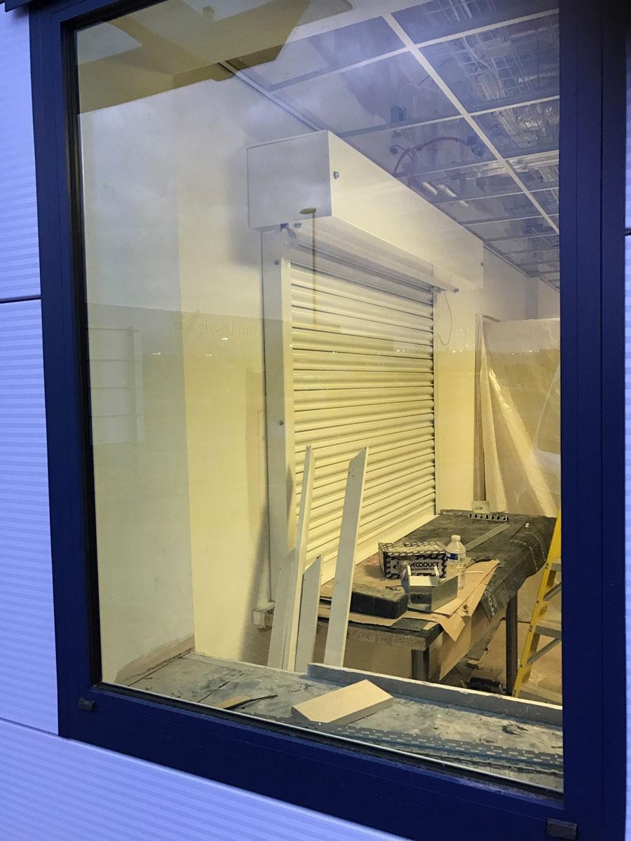 Office Fire-Shutter-Milton Keynes