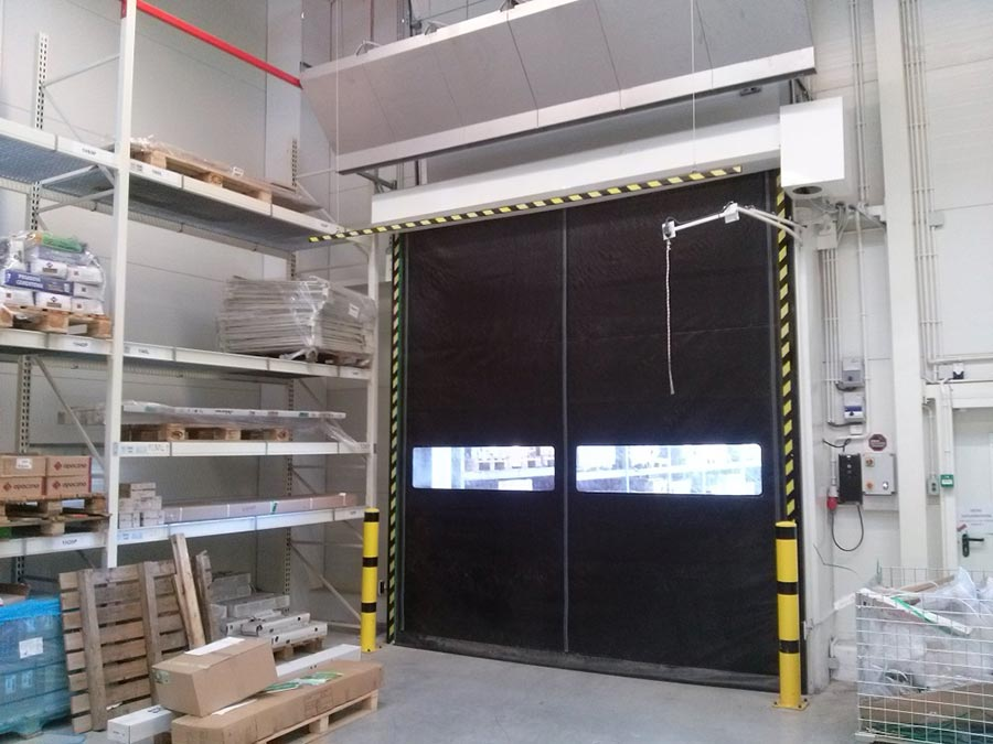 Self Repairiing High Speed Doors Kendal