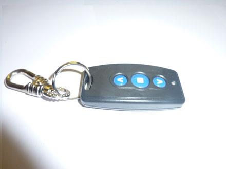 Remote Control Key Fobs Westwood Security Shutters Ltd