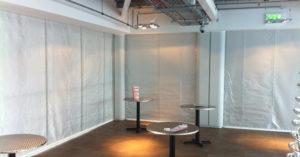 Shopping Arcade Fire Curtain 2
