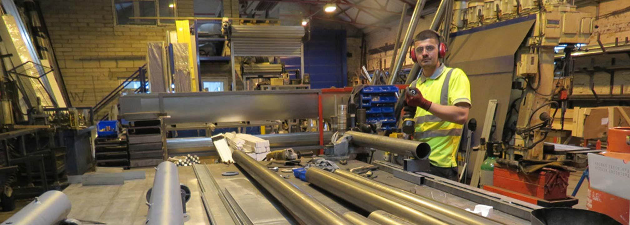 Roller Shutter Welder/Fabricator