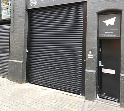 Coventry Roller Shutters By Westwood Security