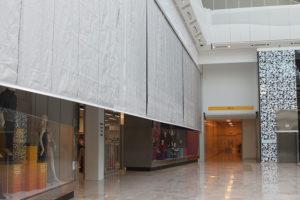Fire Curtain Shopping Center 2