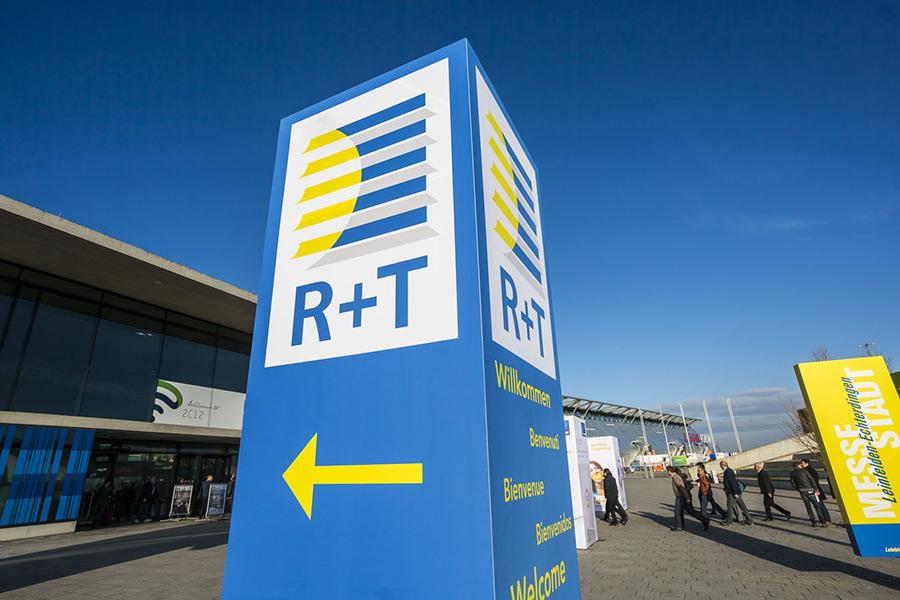 R+T Stuttgart Exterior- Westwood Security Shutters